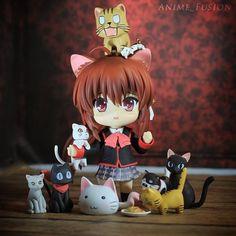 Cat Cat Cat nendoroid