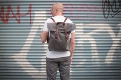 Flux Productions: handmade leather bags produced in Brooklyn