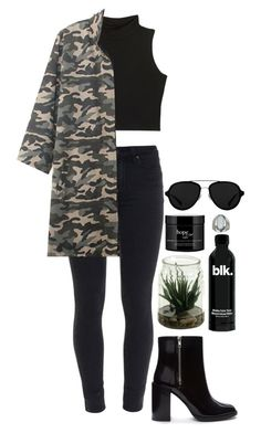 """""""Untitled #1248"""" by mel5-973 ❤ liked on Polyvore featuring Paige Denim, Forever 21, 3.1 Phillip Lim, philosophy and Topshop"""