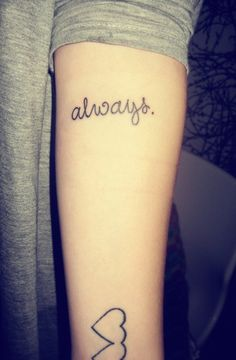 I really like the 'always', but I'd like it to be a bit smaller and on my back or something, unless it was REALLY small