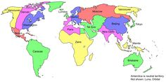 So the world map with country names helps us in distinguishing countries according to their weather conditions. Thus the world map with country names