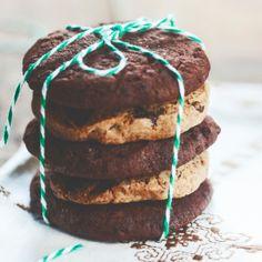 I Quit Sugar - Choc Chia Cookies