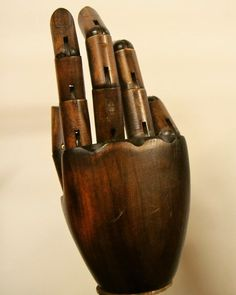 Adjustable Wooden Hands at D and A Binder | We sell these adjustable wooden hands at D and A Binder. They're perfect as gifts decorative pieces or for jewelry display with adjustable fingers. We have them in a range of colours including different bases and hand colours. Email us at david@DandABinder.co.uk or have a look at DandABinder.co.uk for more of our shop counter decoratives.  #shopdisplay #windowdisplay #interiordesign #decor #design #interiors #retail #homedecor #vm…