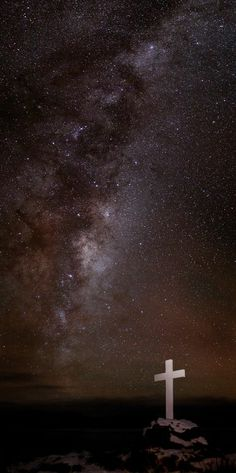 The Milky Way over Shackletons Cross Photo by Alastair Wilson -- National Geographic Your Shot