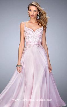 La Femme 21908 Dress - MissesDressy.com