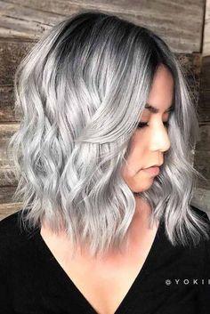Medium Length Haircuts To See Before Visiting A Salon ★ See more: http://lovehairstyles.com/medium-length-haircuts/