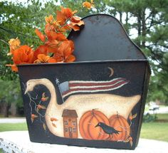 One of my favorites for Fall! Great Terrye French design.
