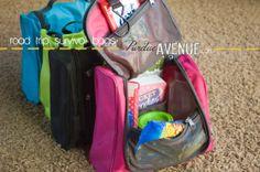 Road Trip Survival Kits