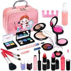 Makeup Toys, Old Makeup, Makeup Set, Beauty Makeup, Base Makeup, Princess Beauty, Princess Makeup, Baby Girl Toys, Toys For Girls