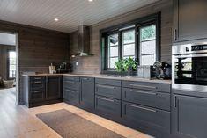 Grand Designs Australia, Space Interiors, Cabin Interiors, Villa Design, Bungalows, Wood Cabinets, Kitchen Cabinets, Cabin Interior Design, Swedish Cottage