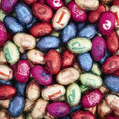 Leonidas Belgian Chocolate Easter Eggs<e Oh my...I remember these Easter eggs<3