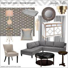 Jennifer Fuller   Copy Cat Chic Room Designs