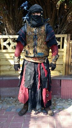 Armor Clothing, Medieval Clothing, Historical Clothing, Costume Armour, Oriental, Fantasy Costumes, Character Outfits, Apparel Design, Costume Design
