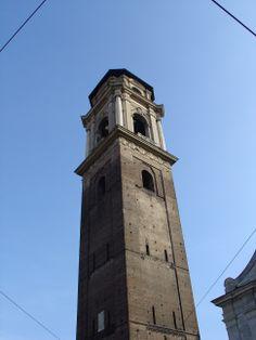 Turin Duomo     ~ Bell Towers
