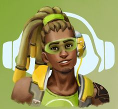 Lucio Overwatch by koreanluver1