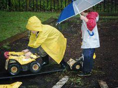 15 tips for rain play