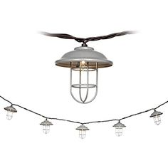 Galvanized Metal Lantern Indoor/Outdoor String Ligh ** Check out the image by visiting the link. (This is an affiliate link) Novelty Lighting, Indoor String Lights, Metal Lanterns, Galvanized Metal, Ceiling Fans, Clean House, Indoor Outdoor, Image Link, Cleaning