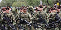 Con desfiles en todo el país, Colombia celebró el 20 de julio Country, Portal, War, Military Uniforms, Colombia, Florence, News, Rural Area, Country Music