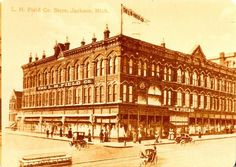.Field's Department Store