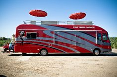 Four Vines Winery Tour Bus - I'll take this one thanks
