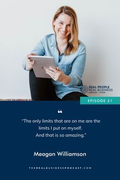 Meagan Williamson is a Pinterest marketing consultant who works with businesses to maximize their presence, increase their traffic and in turn, generate more clients and make more sales with Pinterest. Listen now! Business Marketing, Business Tips, Hate My Job, Marketing Consultant, How To Stay Motivated, Growing Your Business, Pinterest Marketing, Social Media Tips, Real People