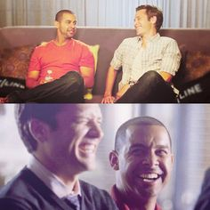 Seamus & Jon / Ryan & Esposito = the most EPIC of bromances! haha