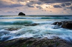 'Trebarwith Strand, Cornwall' from Helen Dixon Photography