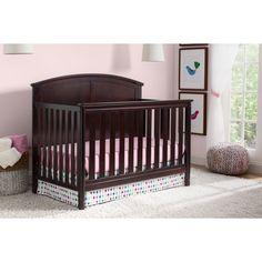Delta Children Somerset 4-in-1 Convertible Crib