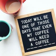 Hello, Monday. ���� . . . . . #momlife #motherhood #letterboard #saying #manicmonday #quote #truth #coffee #caffeine #ineedcoffee #mondaymood #workweek #thegrind #mommylife #bloggermom #bloggerbabe #ibleedcoffee #felt #letters #amazonprime #homedecor #momfun #mommonday #motivation #mommyhood #women #wahm #sahm #workforce #workingwoman http://quotags.net/ipost/1642252898652664328/?code=BbKdE9vjDII