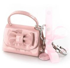 Miniature purse key chain. I love this!