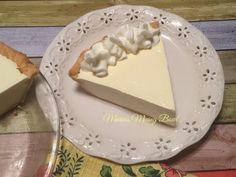 No Bake Cheesy Lemon Pie ~ Low Carb,Keto