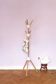 Pierrot Coat stand - H 170 cm by Alessi
