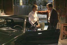 Will Estes & Tom Verica American Dreams, Tv, Television Set, Television
