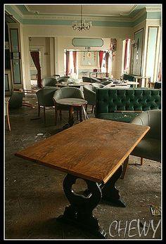 The Castle Hotel, Llandudno - June 2009 - Derelict Places