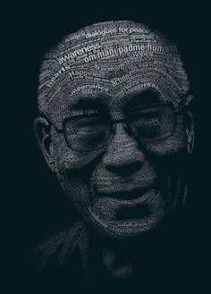 ''Só existem dois dias no ano que nada pode ser feito. Um se chama ontem e o outro se chama amanhã, portanto hoje é o dia certo para amar, acreditar, fazer e principalmente viver.Seja a mudança que você quer ver no mundo.''  Dalai Lama