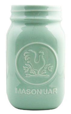 #mint mason jar http://rstyle.me/n/mcnurr9te