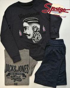 Proposta   ✔ T-shirt Jack&Jones ✔ Bermuda  ✔ Felpa ItalianLab  #SpagoAbbigliamento #AbbigliamentoUomo #SpagoUomo #AccessoriUomo #NuoviArrivi #NuovaCollezione #NewCollection #SpringSummer2017 #Proposta #Outfit #ItalianLab #JackAndJones #Tshirt #Bermuda #Pants #Felpa #Sweater Ravenna24Ore Abbigliamento Uomo
