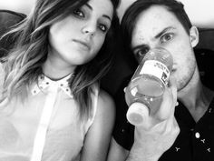 Sydney and Jamie selfie