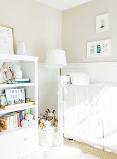 Bright Gender Neutral Nursery - Inspired By This