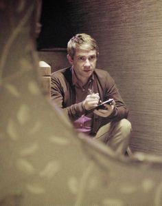 Martin Freeman as John Watson in Sherlock Sherlock Holmes Benedict, Sherlock John, Benedict Cumberbatch, Sherlock Cumberbatch, Loki, His Last Vow, The Final Problem, Benedict And Martin, Are You Not Entertained