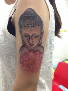 Tattoo budha thailandes