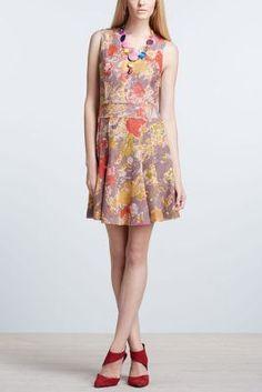Smoky Lilies Lace Dress