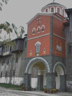 Ι.Μ.Φιλοθέου Monastery Filotheou