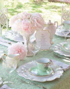 (Pale pink & amp; ajuste de la tabla de menta | ❤ Green & amp; Rosa ❤ | Pinterest)