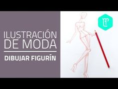 Cómo dibujar un figurín de moda paso a paso - Laura Páez