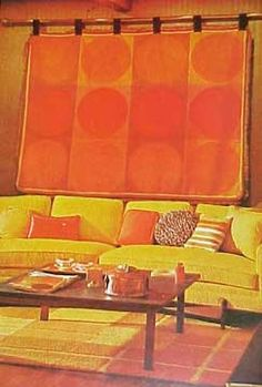 1968 MID CENTURY MODERN Mod Decorating book Better by populuxe
