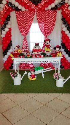 Minnie - Alquimia Festas