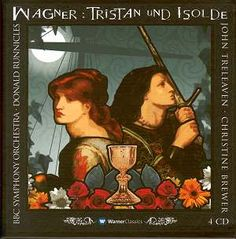 Tristan and Isolde by Richard Wagner. UofL Ekstrom Library PQ1542 .E5 B6 1978 (4th floor).