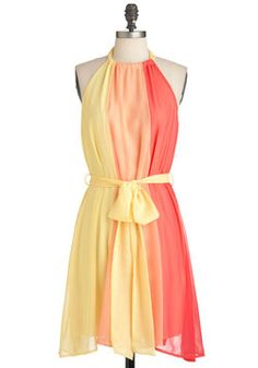 Scoop of Sorbet Dress - I surprisingly love this! #ModCloth
