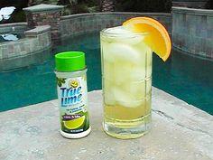 Top Secret Recipes | Lipton Diet Green Tea with Citrus Copycat Recipe - Substitute 1/4 cup of sugar for the artificial sweetner.